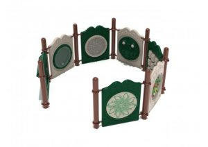 Camp Walden Play Set